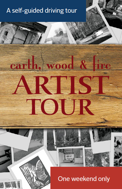 Earth, Wood and Fire Artist Tour